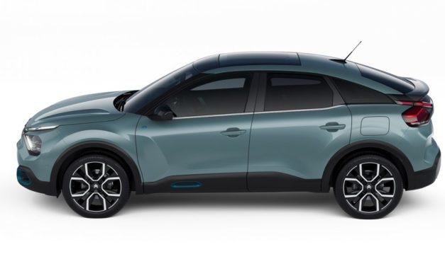 Nouvelle Citroën ë‑C4, tout confort