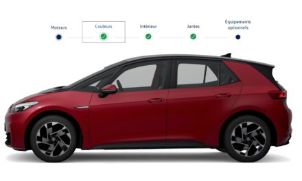 La VW ID.3 augmente sa recharge rapide de20%